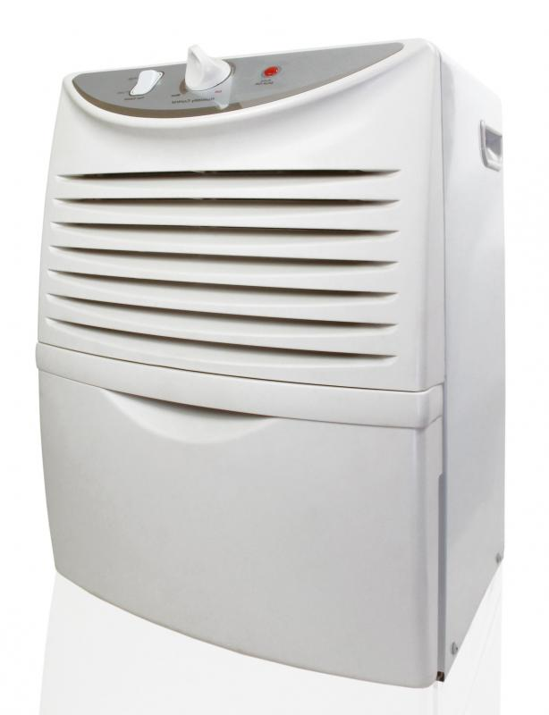 A dehumidifier is a humidity control device.