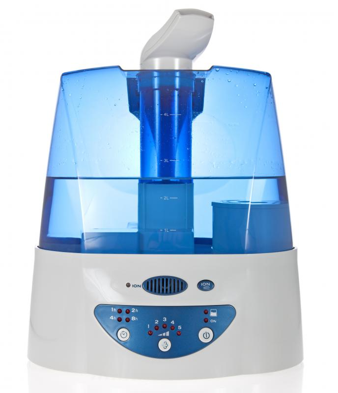 Humidity control devices include humidifiers.