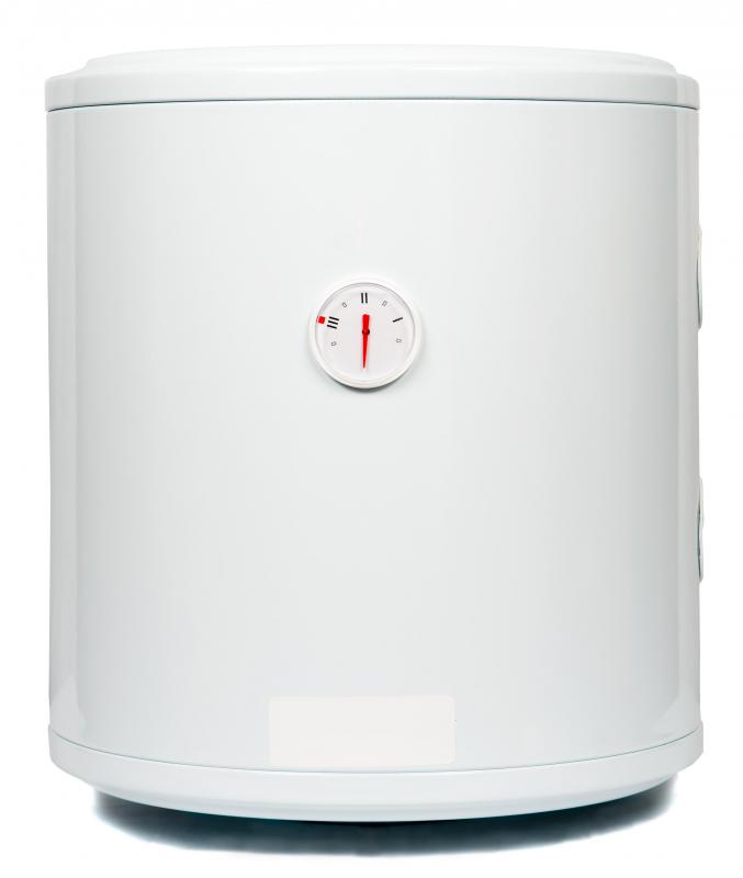 A water heater should not be set beyond 125 degrees Fahrenheit.